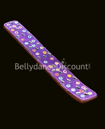 Purple  Indian incense holder