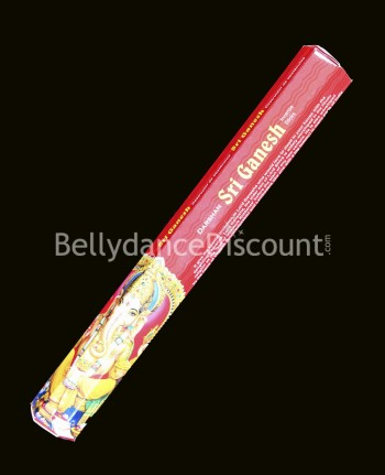Pack of 20 « Sri Ganesh » Indian incense at a discounted price !