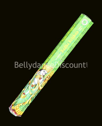 Pack of 20 «  Radha Krishna » Indian incense at a discounted price !