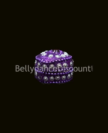 Miniature purple Indian box