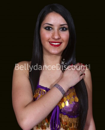 Belly dance bracelet