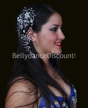 Belly dance hair ornament
