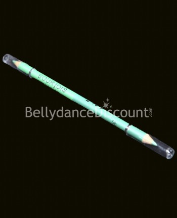 Makeup pencil green