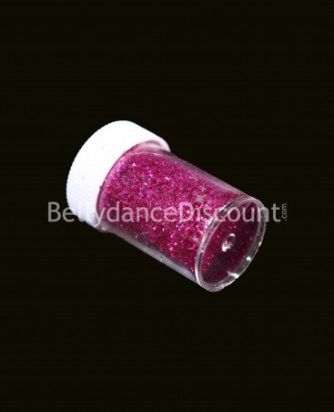 Paillettes fuschia