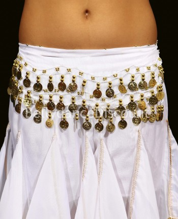 Belly dance children's belt