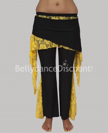 Dance Warm-Up pants yellow