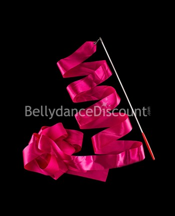 Bellydance and Rhythmic Gymnastics ribbon fuchsia