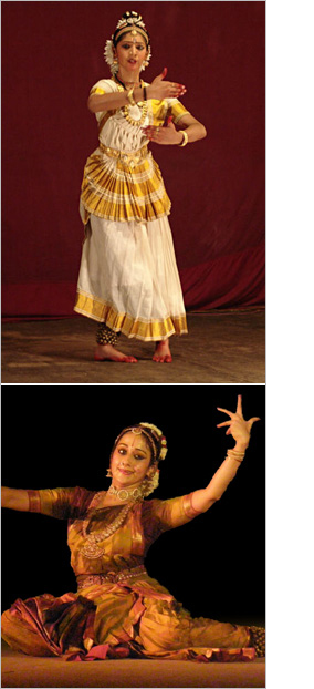 dancer of The Mohiniyattam/ BellydanceDiscount.com