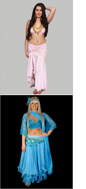 Belly dance skirt BellydanceDiscount.com