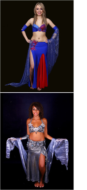 Belly dance veil BellydanceDiscount.com